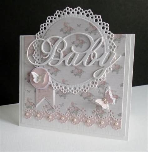 Handmade Baby Card Ideas - 25 best ideas about handmade baby cards on