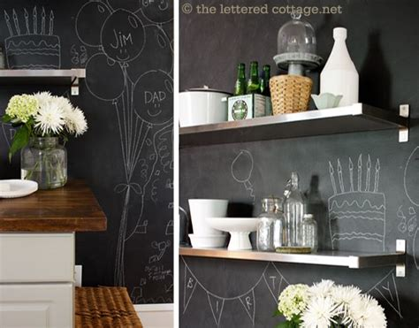 Kitchen Chalkboard With Shelf by Stainless Steel Shelves Kitchen In