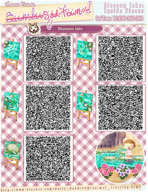 acnl qr codes paths stone path with grass new leaf qr paths only qr codes