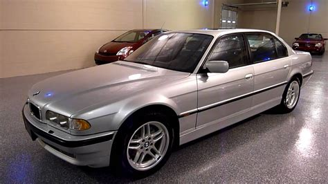 2001 bmw 740il review 2001 bmw 740il 4dr sedan sport 2039 sold