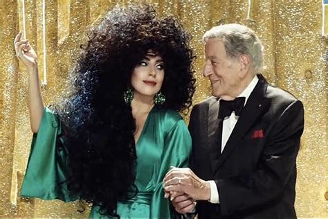 commercial lady gaga and tony bennett 2014 h m holiday commercial with lady gaga tony bennett
