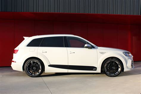 Audi Qs7 by Audi Tuning Abt S Audi Qs7 Is One Looking Q7