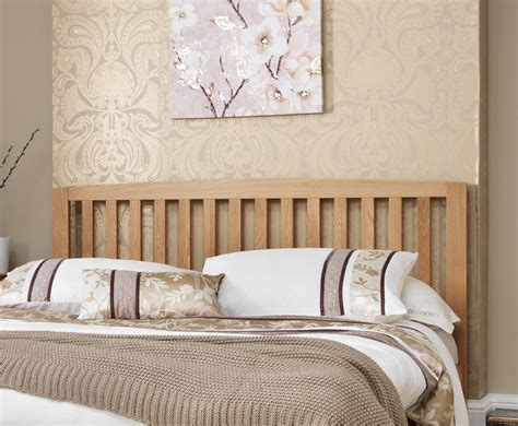 Oak Headboard by Thornton Oak Headboard Just Headboards