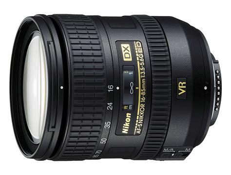 Nikon Dx Vr nikon af s dx 16 85mm f 3 5 5 6 g ed vr specifications