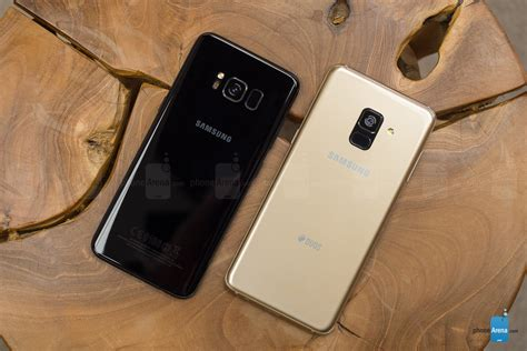 Samsung A8 Series 2018 samsung galaxy a8 2018 review