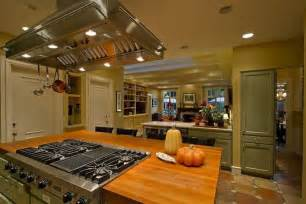 Kitchen Island With Range Great Estate Sfgate