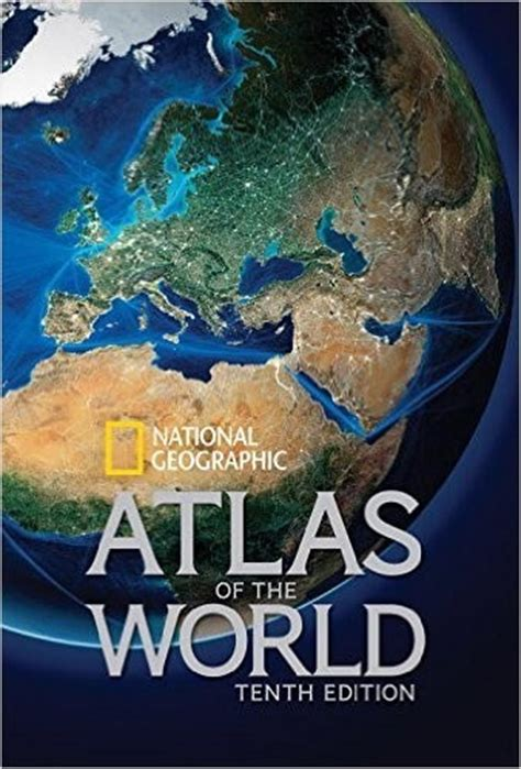 Natgeo World 4 27 best world atlases for map in 2017 brilliant maps
