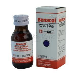 Herbakof Syr Batuk Kering Dan Dahak 60ml jual beli benacol expect syr 60ml k24klik