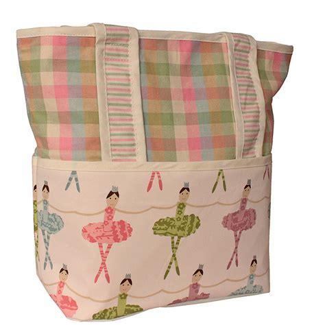 Sleping Bag Baby Balerina ballerina tote bag by hoohobbers rosenberryrooms