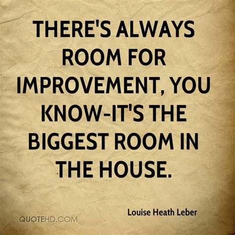 room for improvement quotes about room for improvement 83 quotes