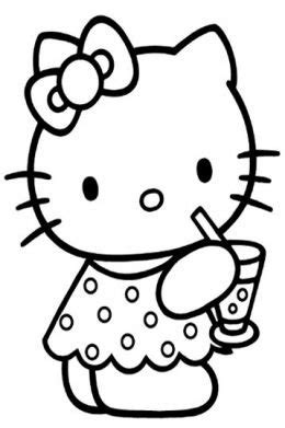 coloring pages my little kitty little kitty kids coloring pages free colouring pictures
