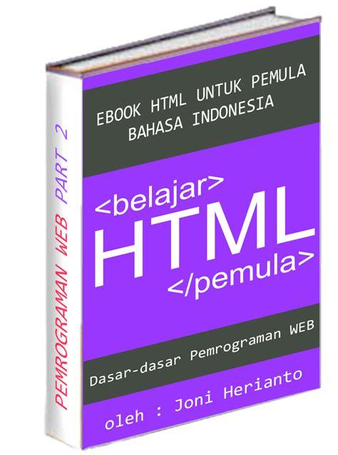 tutorial html pdf bahasa indonesia ebook html untuk pemula bahasa indonesia pdf zeroncode