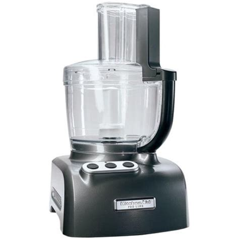 Kitchenaid Food Processor Blades How To Use Kitchenaid Kpfp850ob Pro Line Series Food Processor 3