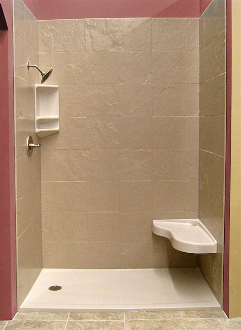 bathroom tile kits standard showers