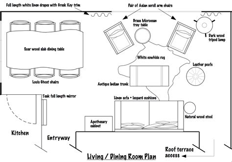 Room Plan | living room update and a little bit of greek key