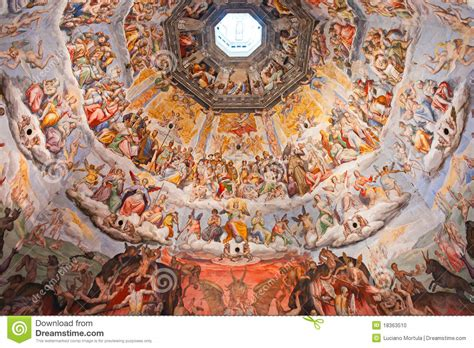 cupola brunelleschi firenze the brunelleschi cupola florence stock photo image of