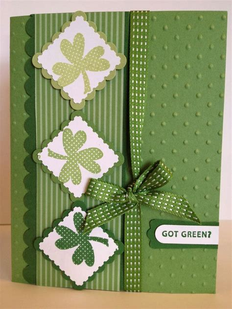 Handmade By St - 17 best images about st patricks cards on