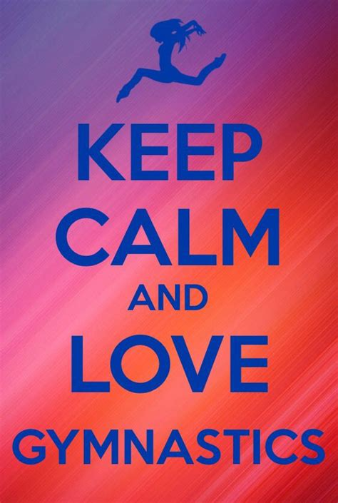 wallpaper stay cool keep calm and love gymnastics wallpapers