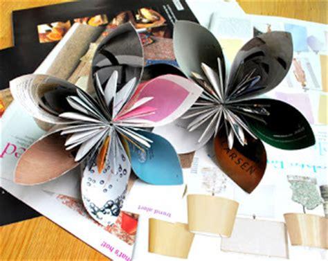 Repurpose Ls by Blue Velvet Chair 25 Repurposed Magazine Projects Diy