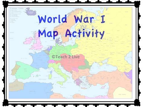 printable world war ii map world war 1 map activity world world war and war