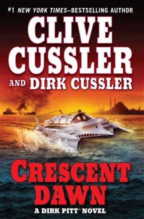 crescent dawn dirk pitt 21 by clive cussler reviews discussion bookclubs lists