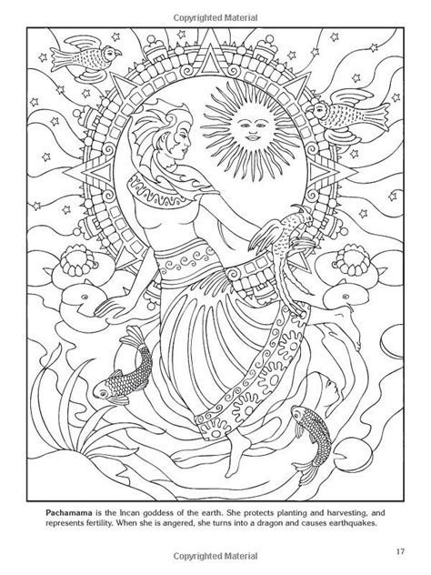 goddess of color 236 best images about god and goddess coloring on