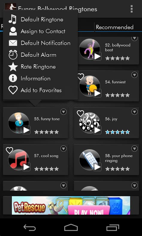 ringtone android ringtones android apps on play