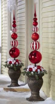 Christmas Outdoor Decorations by 50 Fabulous Outdoor Christmas Decorations For A Winter