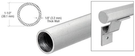 hrh15du crl bronze 1 1 2 quot diameter pipe rail tubing