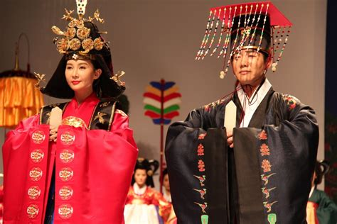 hanbok  introduction  south koreas national dress