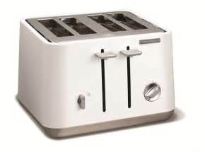 White Toaster Aspect White Toaster Toasters Sandwich Toasters