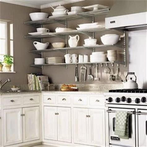 kitchen cabinets open shelving count it all joy kitchen open shelving