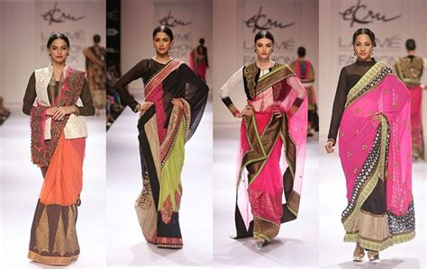 ways to drape a sari 11 casual ways to drape a saree looksgud in