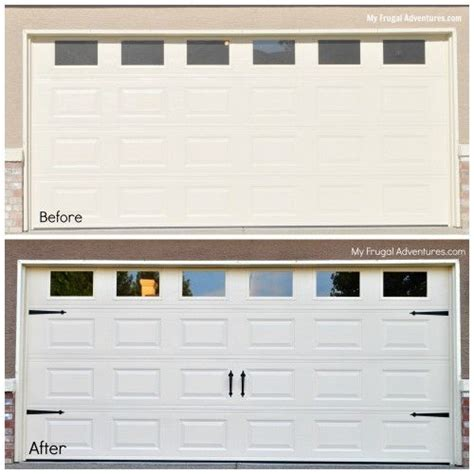 home depot paint garage door best 25 garage door rails ideas on diy
