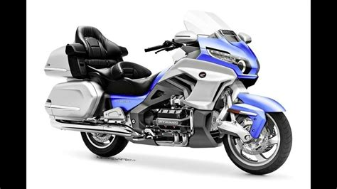 2020 Honda Gold Wing by 2020 Honda Gold Wing New Review Car Price 2019