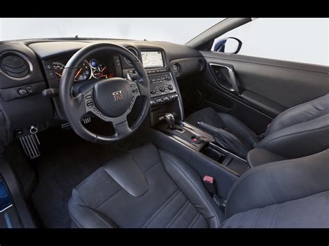 2012 nissan gtr interior 1920x1440 wallpaper
