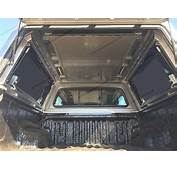 Toyota Hilux Hard Tops RSI Rock Solid Steel Smart Canopy