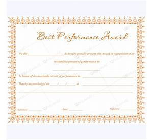 84 certificate templates for best performance examples of best teacher award certificates professional certificate yelopaper Images