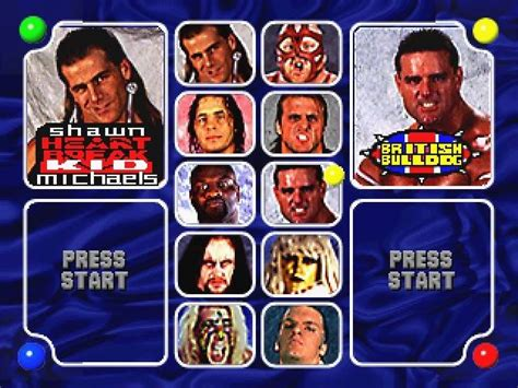 wwf in your house wwf in your house user screenshot 7 for saturn gamefaqs