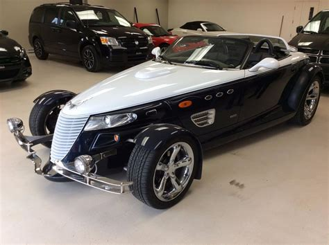 chrysler prowler used 2001 plymouth prowler auto convertible in laurier