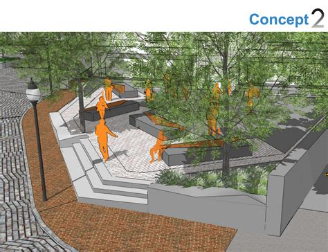 design concept wetherill park two final design concepts purposed for rachel revere park