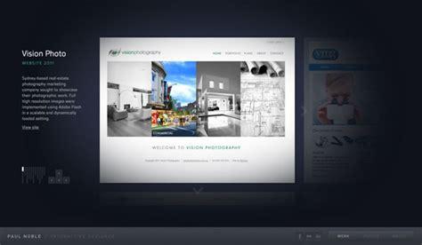 layout for portfolio website design an innovative portfolio site using alternative ui ux