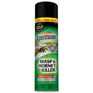 Cutter Backyard Bug Control Spectracide Wasp And Hornet Aerosol Spray 20 Oz Walmart Com