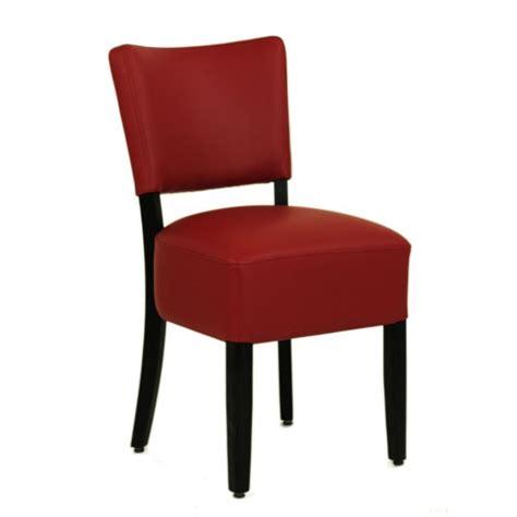 chaise de restaurant chaise restaurant rembourr 233 e couleur czh 306 r one