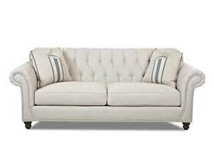 klaussner living room flynn sofa d90910p s klaussner