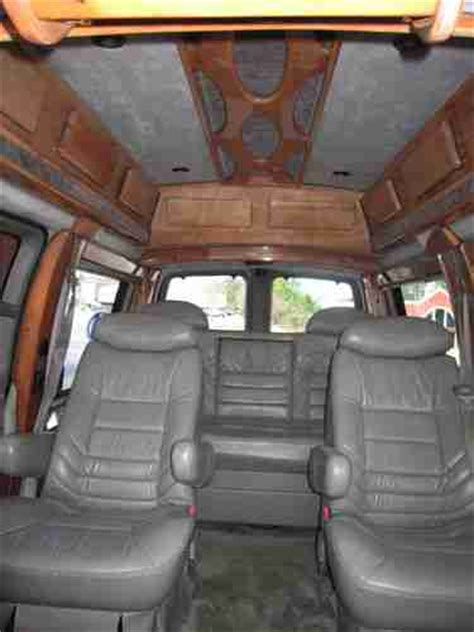 southern comfort travel purchase used southern comfort conversion van no rust