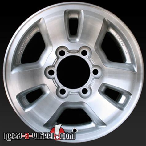 toyota oem wheels 15x7 quot toyota wheels oem 1995 2002 machined rims 69346