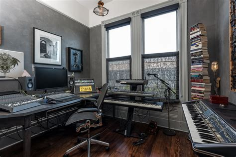 home studio design office home recording studio design living room modern with area