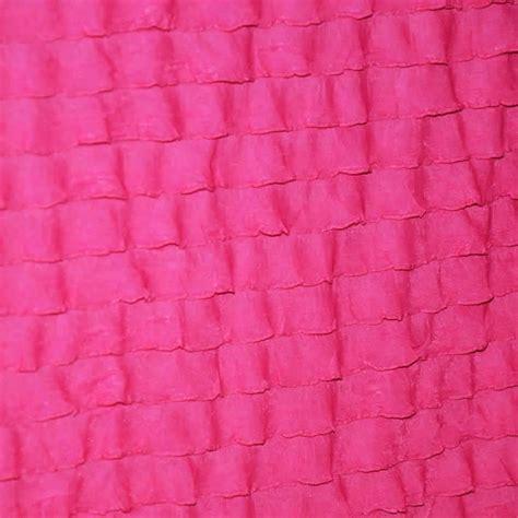 hot pink ruffle curtains hot pink ruffle playhouse w maxtrix kids bunk or loft bed