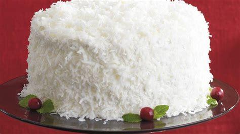 coconut cake recipe coconut cake recipe from pillsbury com